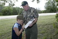 2007 Missouri Youth Hunter Ed. Chanllenge